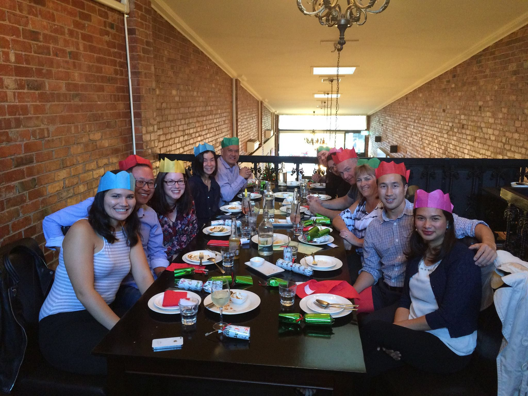 Alpha Hearing Staff Christmas Party