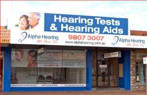 mount waverley audiologists