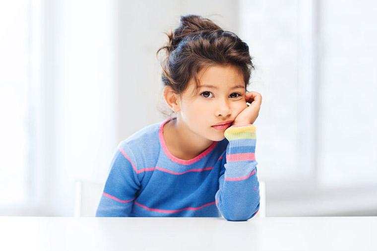 paediatric assessment for girl at school
