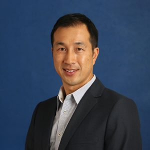 Audiologist Michael Wong