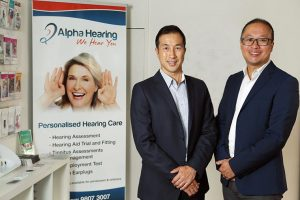 Michael Wong audiology services