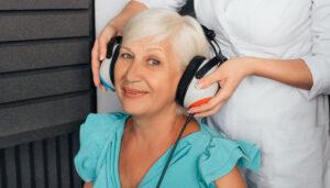 woman having hearing test hearing-awareness-week