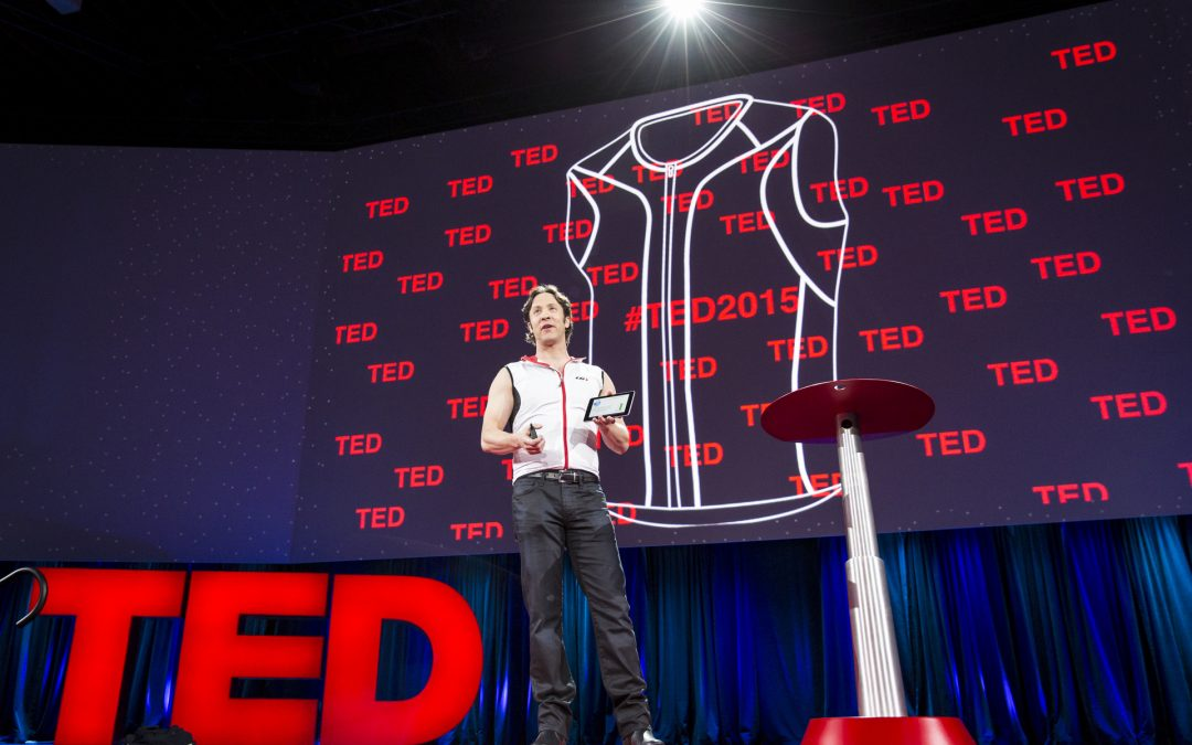 David Eagleman speaks at TED2015